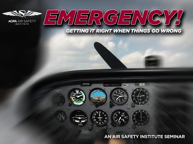 Join AOPA and the FAAST Team for life-saving tips