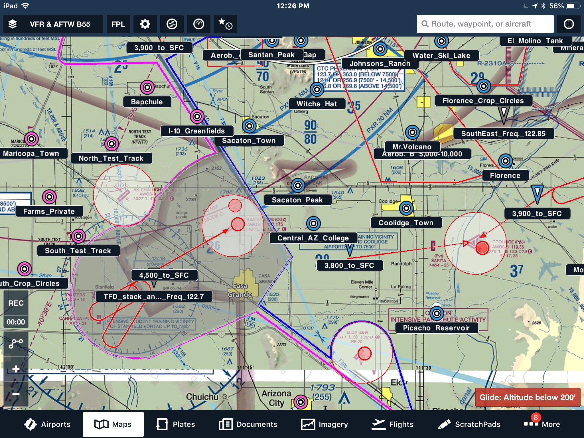 7be77176ab3 » ForeFlight GPS Overlay Of The AFTW Reporting Points Now Available!