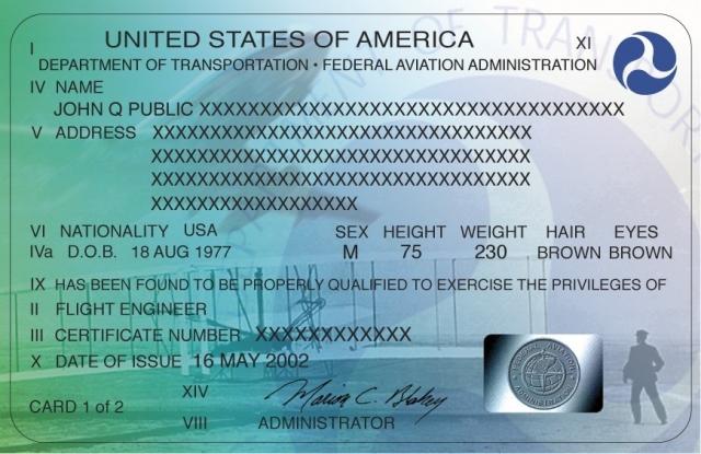 FAQs on Student Pilot Temp Certificates