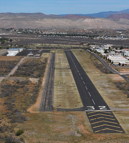Cottonwood Airport Changes AWOS Frequency