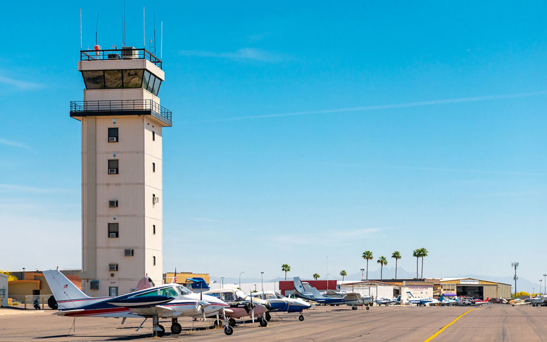 Improving pilot-tower communications focus of latest AFTW meeting